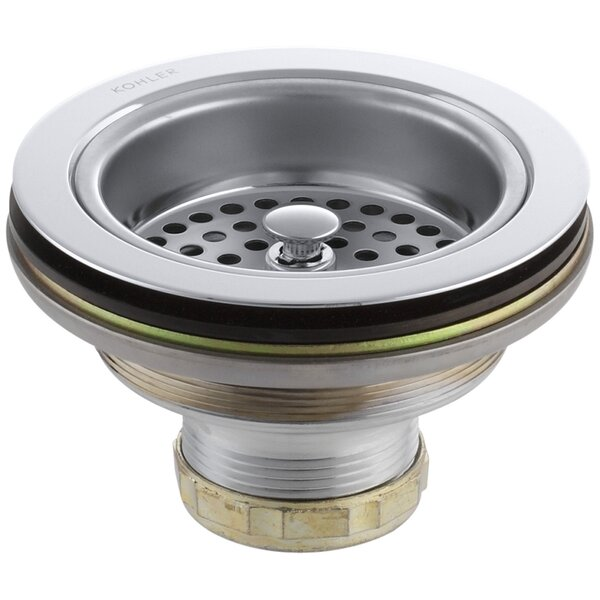 Duostrainer Sink Strainer, Less Tailpiece by Kohler