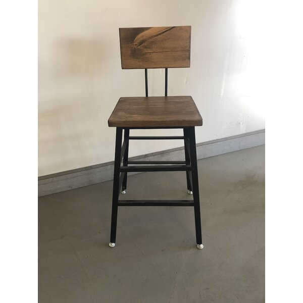 Slat Back Stacking Side Chair By Hammered In Time