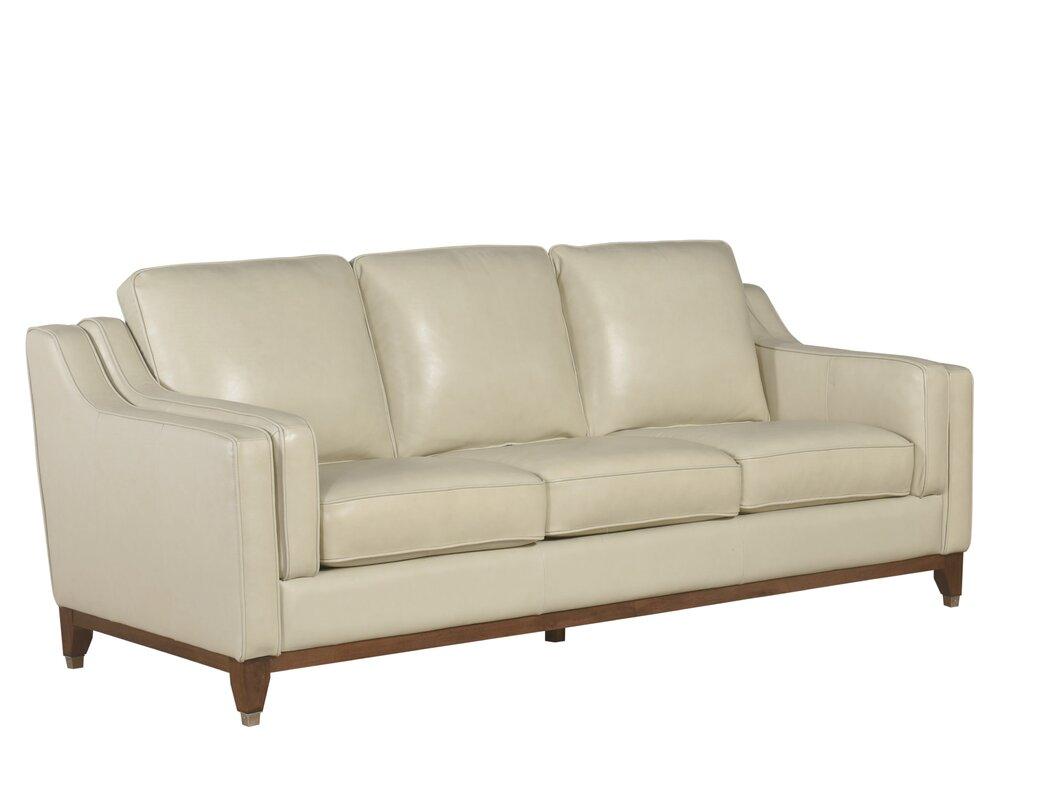 Jacob Top Grain Leather Sofa