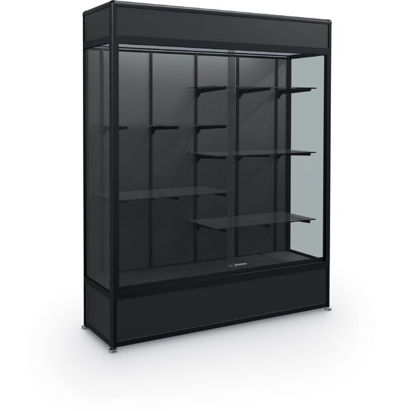 Series 93 Elite Freestanding Display Case by Best-