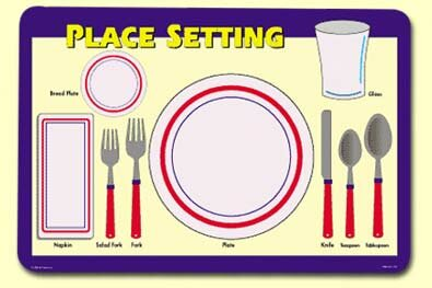 Brian Placesetting Placemat (Set of 4) by Zoomie Kids