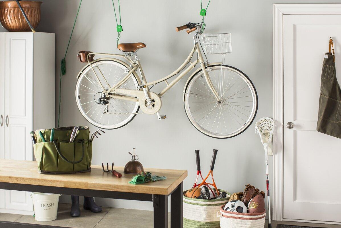 Bike Lane Bike Storage Lift Bike Hoist Ceiling Wall