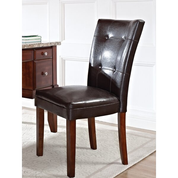 Lawhon Parsons Upholstered Dining Chair by Millwood Pines
