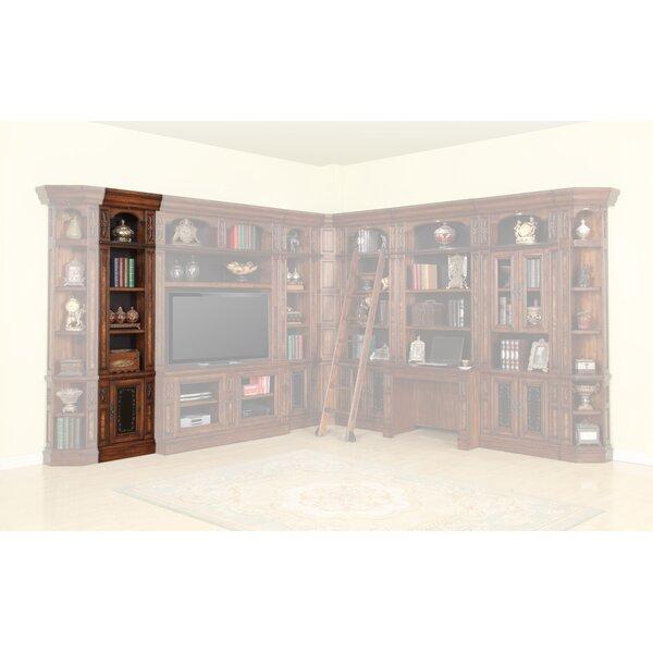 Library Bookcase By Astoria Grand