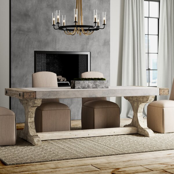 Crisp Dining Table by Greyleigh