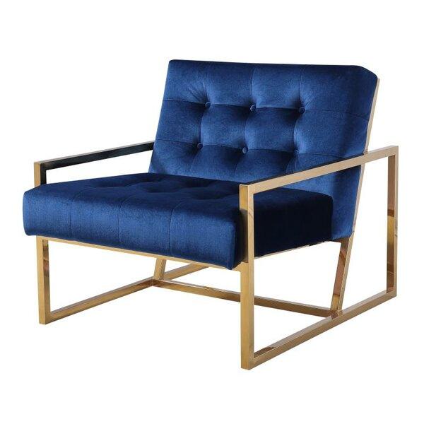 Laureano Armchair by Everly Quinn