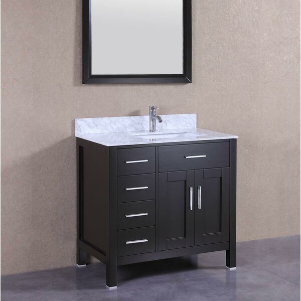 36 Single Bathroom Vanity Set by Belvedere Bath