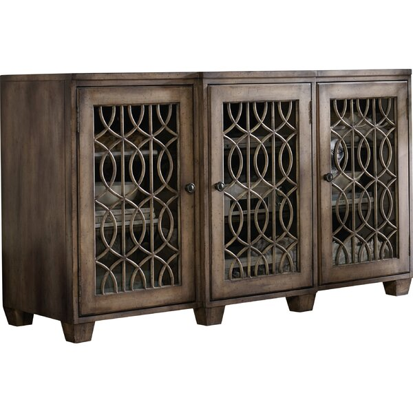 64 TV Stand by Hooker Furniture