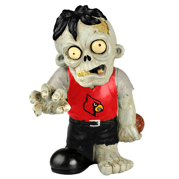 NCAA Zombie Figurine Statue by Forever Collectibles