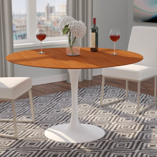 Larkson Round Dining Table by Langley Street