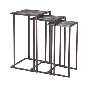 Detroit 3 Piece End Table Set