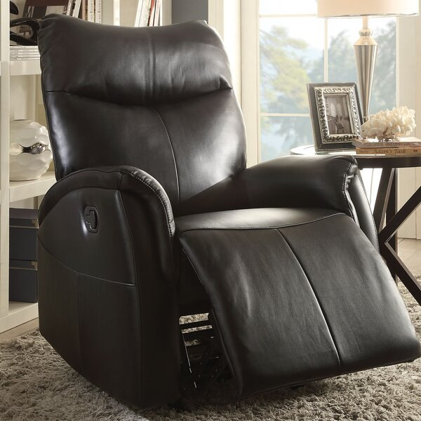 Oak Park Rocker Recliner by Winston Porter