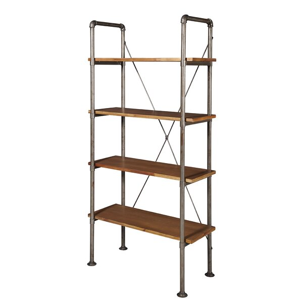 Tomohon Scaffolding Etagere Bookcase by Laurel Foundry Modern Farmhouse