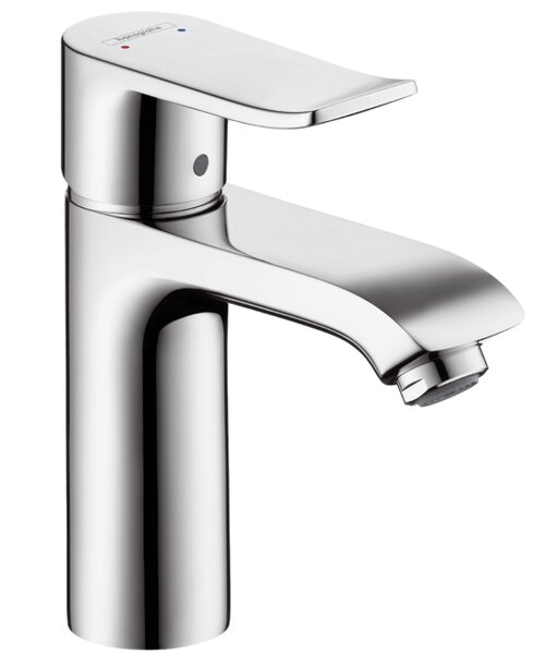 Metris Single Hole Standard Bathroom Faucet by Hansgrohe