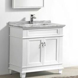 Bryton 30 Single Bathroom Vanity Set by Charlton H