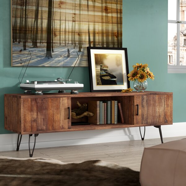 Adger Media TV Stand for TVs up to 70 by Union Rustic