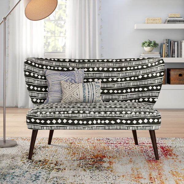Bondi Settee By World Menagerie