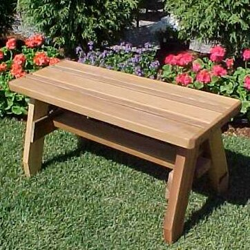 Herman Convertible Picnic Bench by Wood Country