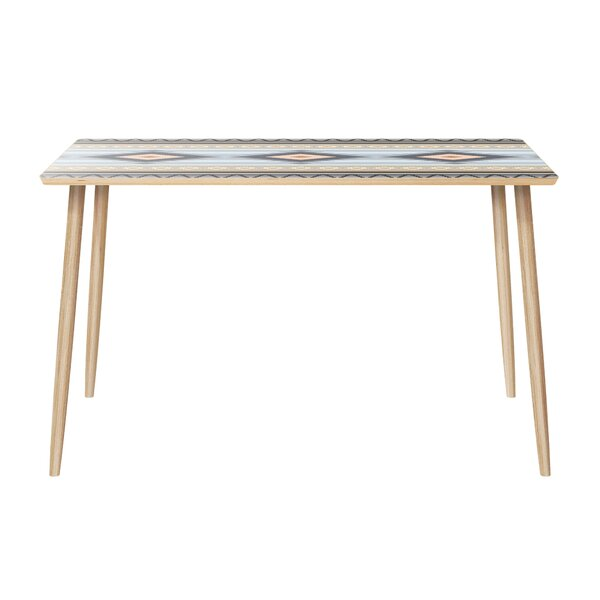 Hutchens Dining Table by Bungalow Rose
