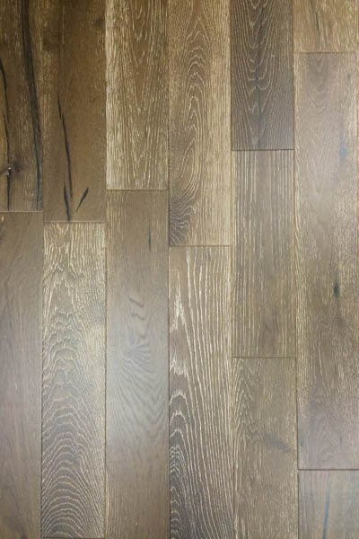 Euro Chateau 5 Engineered White Oak Hardwood Flooring in Canterbury by Meritage Hardwood