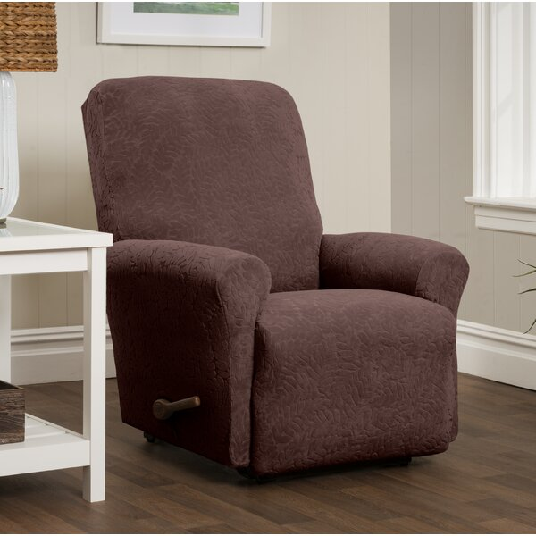 Stretch Box Cushion Recliner Slipcover By Red Barrel Studio