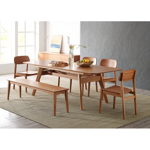 Currant 7 Piece Dining Set by Greenington