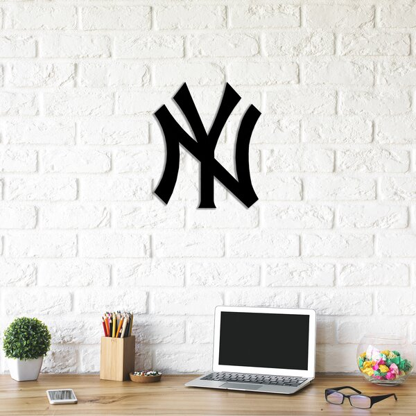 New York Yankees Metal Wall Décor by Decorotika