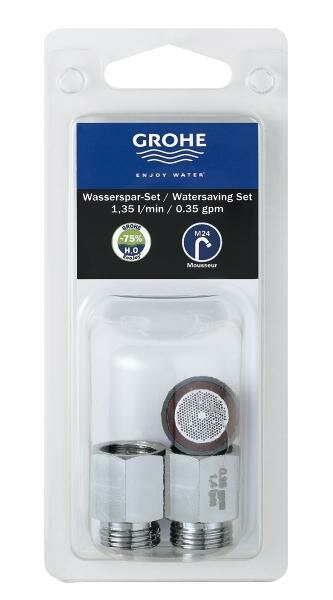 Water Saving Kit 1.35 Liter by Grohe