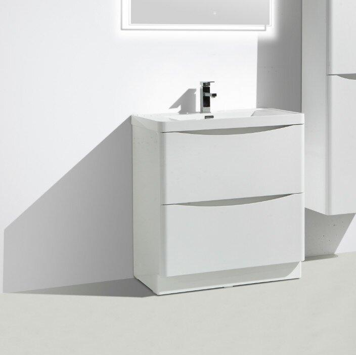 Single Bathroom Vanity Set