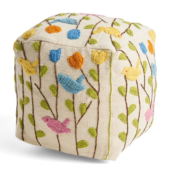 Nobhill Pouf by Winston Porter