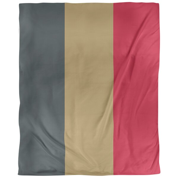 Las Vegas Single Reversible Duvet Cover