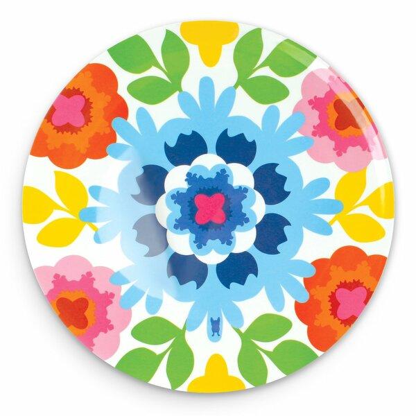 Sus Round Melamine Platter by French Bull