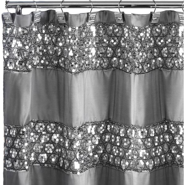 Rivet Shower Curtain by Willa Arlo Interiors