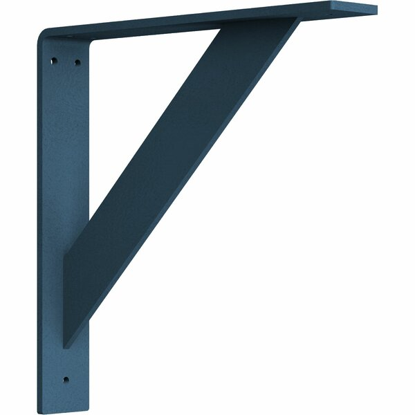 Traditional 12H x 2W x 12D Steel Bracket by Ekena Millwork
