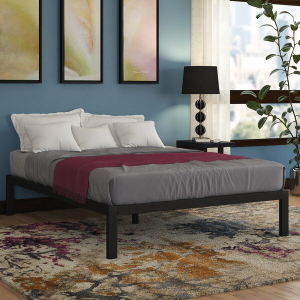 Vasquez Bed Frame by Latitude Run