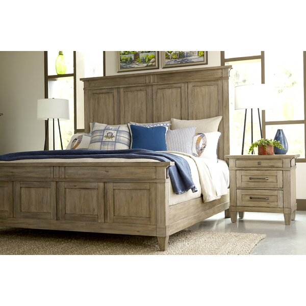 Ariel Platform Bed by Gracie Oaks