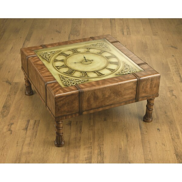 Eveleth Coffee Table By Astoria Grand