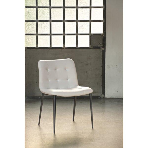 Kuga Upholstered Dining Chair by Bontempi Casa