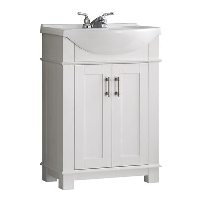 28 in bathroom vanity wayfair - Applebaum 24 single bathroom vanity set ...