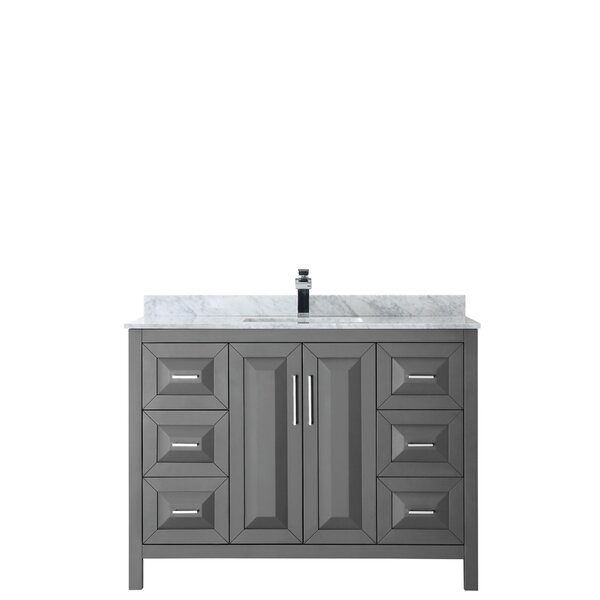 Daria 48 Single Bathroom Vanity Set by Wyndham Collection