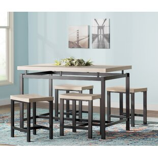 Best Bryson 5 Piece Dining Set by Wrought Studio