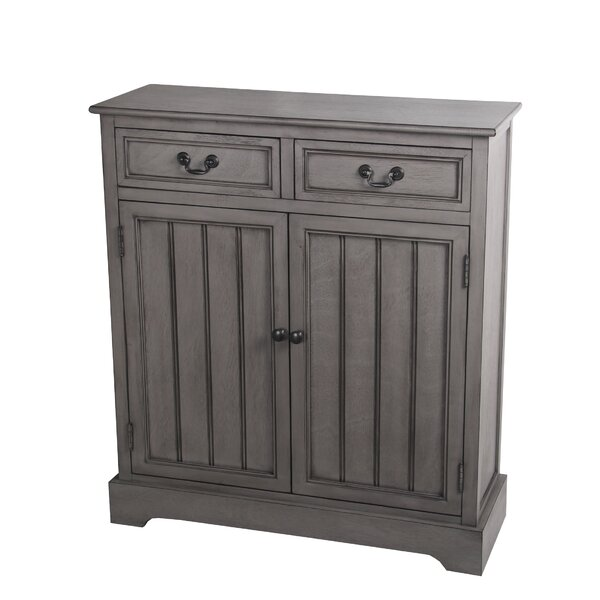 Stockbridge 2 Door Accent Cabinet by Charlton Home Charlton Home