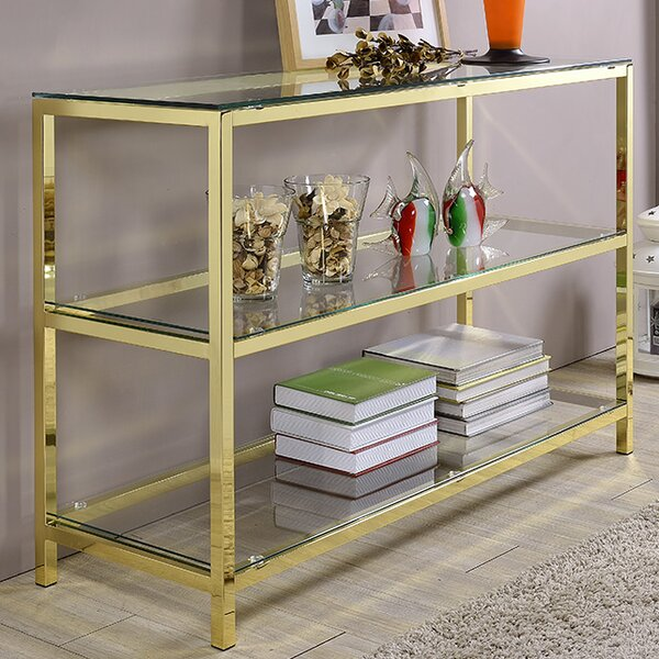 Millenia Console Table by Fox Hill Trading