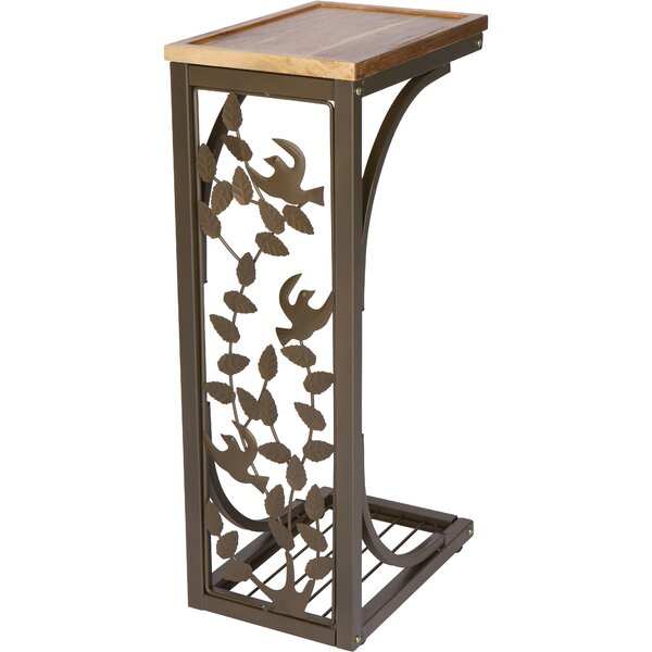 Orndorff End Table By August Grove