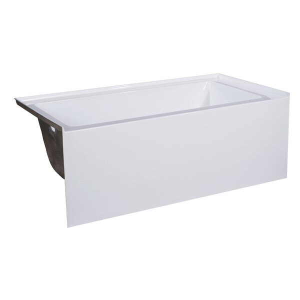 60 x 30 Soaking Bathtub by Fine Fixtures