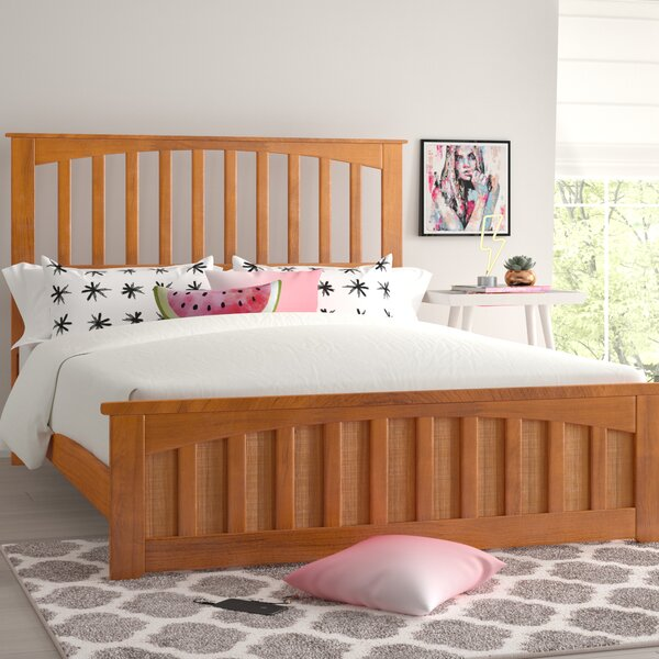Corcoran Queen Standard Bed by Trule Teen