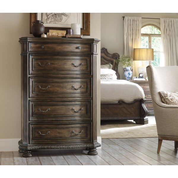 Rhapsody 5 Drawer Chest by Hooker Furniture