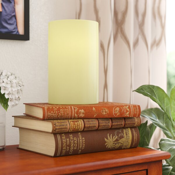 Unscented Pillar Candle by Charlton Home