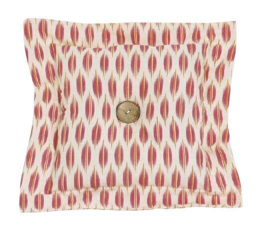 Sundance Feather Throw Pillow by Cotton Tale