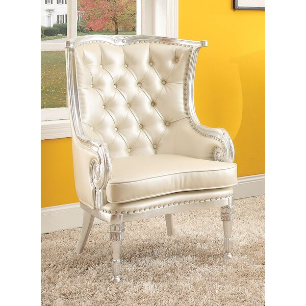 Pawnee Wingback Chair by A&J Homes Studio